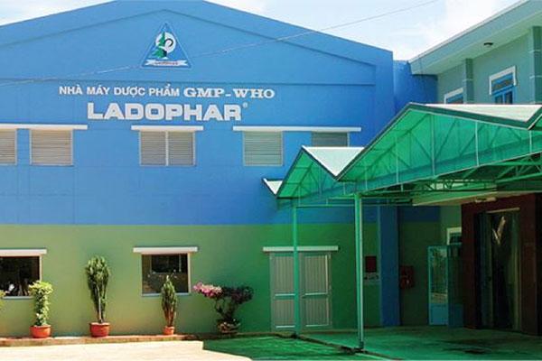 Nhà máy dược LADOPHAR