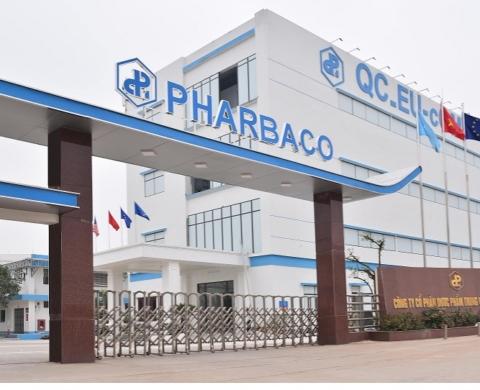 Nhà máy dược PHARBACO PHASE 2